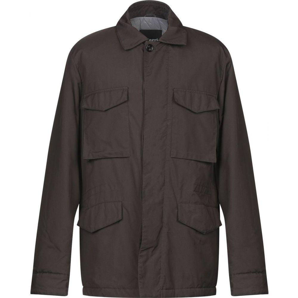 アレグリ メンズ アウター ジャケット Dark brown サイズ交換無料 引き出物 ALLEGRI 評価 Jacket