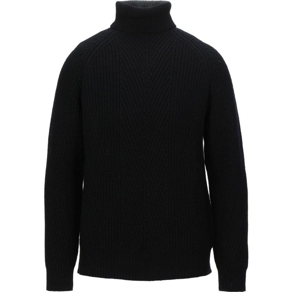 オリジナル ヴィンテージ スタイル ORIGINAL VINTAGE STYLE メンズ ニット・セーター トップス【turtleneck】Black