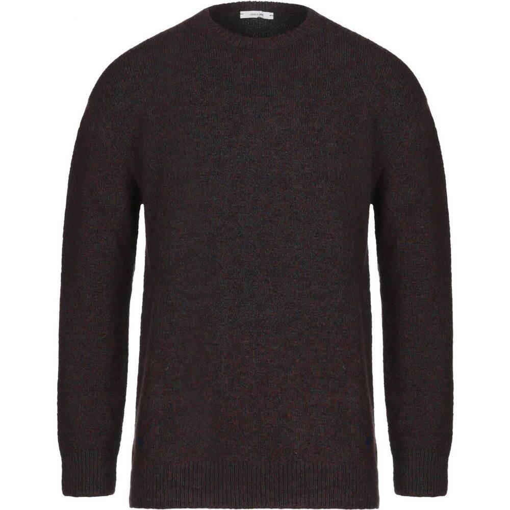 オビオスベーシック OBVIOUS BASIC メンズ ニット・セーター トップス【sweater】Cocoa