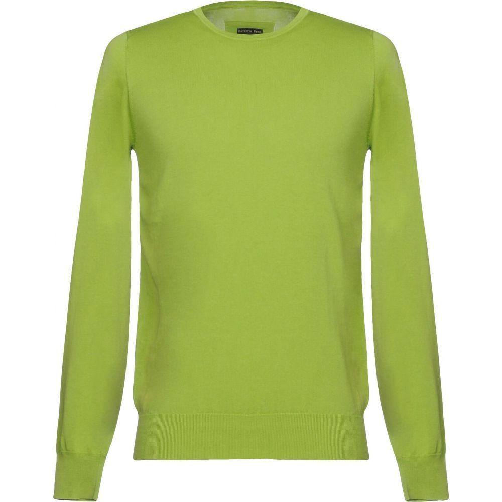 パトリツィア ペペ PATRIZIA PEPE メンズ ニット・セーター トップス【sweater】Light green
