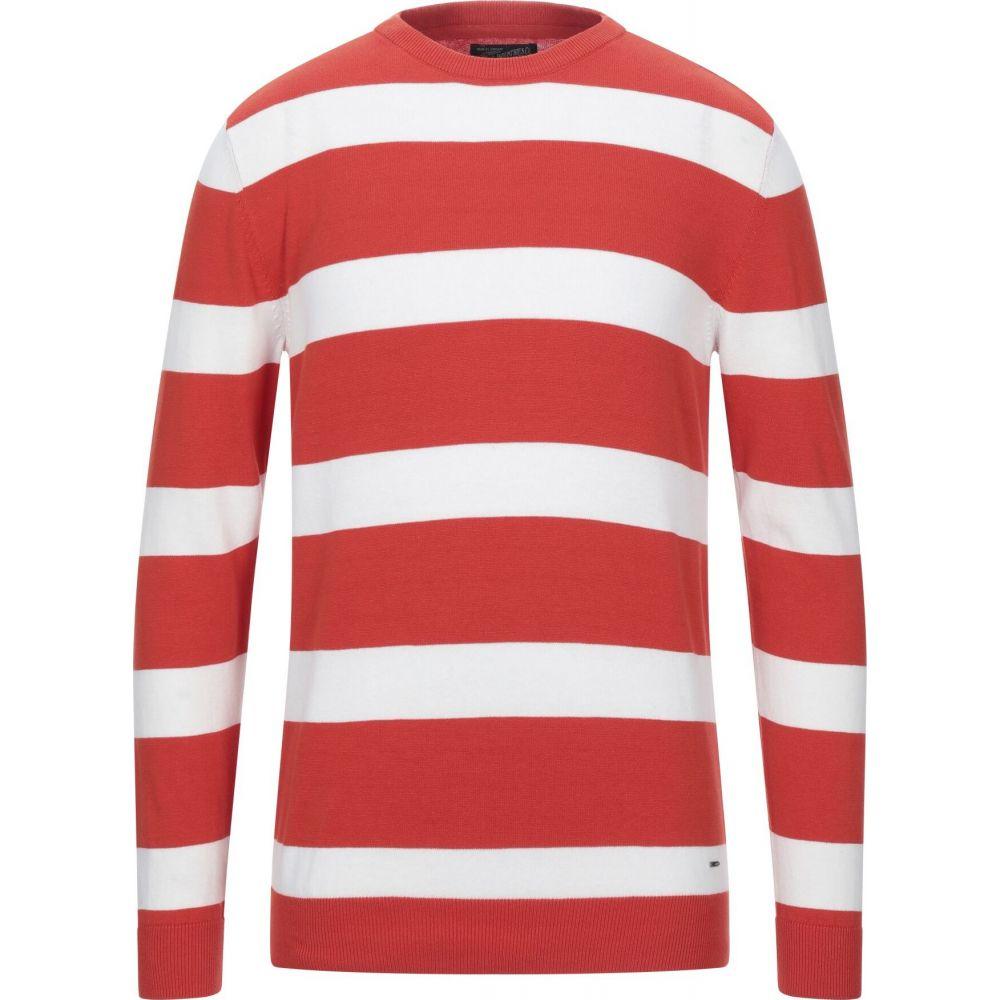 ペトロール インダストリーズ PETROL INDUSTRIES Co. メンズ ニット・セーター トップス【sweater】Orange
