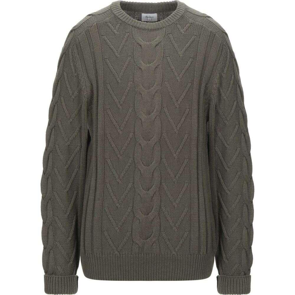 ペペジーンズ PEPE JEANS メンズ ニット・セーター トップス【sweater】Military green