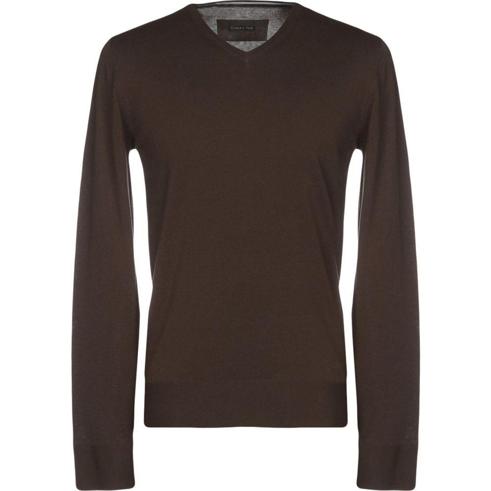 パトリツィア ペペ PATRIZIA PEPE メンズ ニット・セーター トップス【sweater】Military green