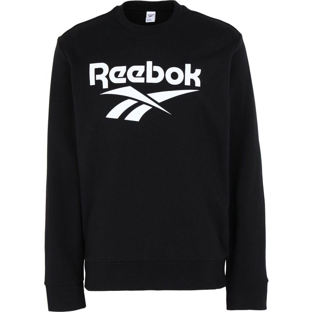 リーボック REEBOK メンズ Tシャツ トップス【cl f vector crew】Black