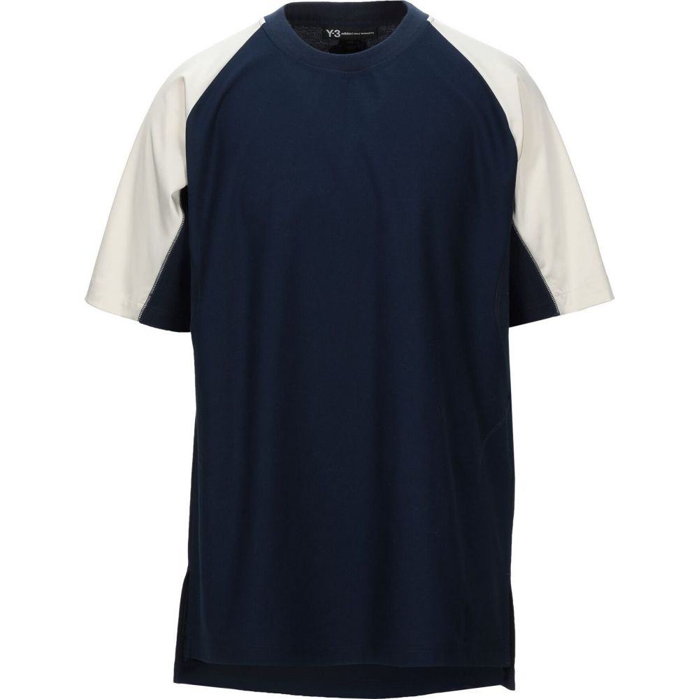 ワイスリー Y-3 メンズ Tシャツ トップス【t-shirt】Dark blue