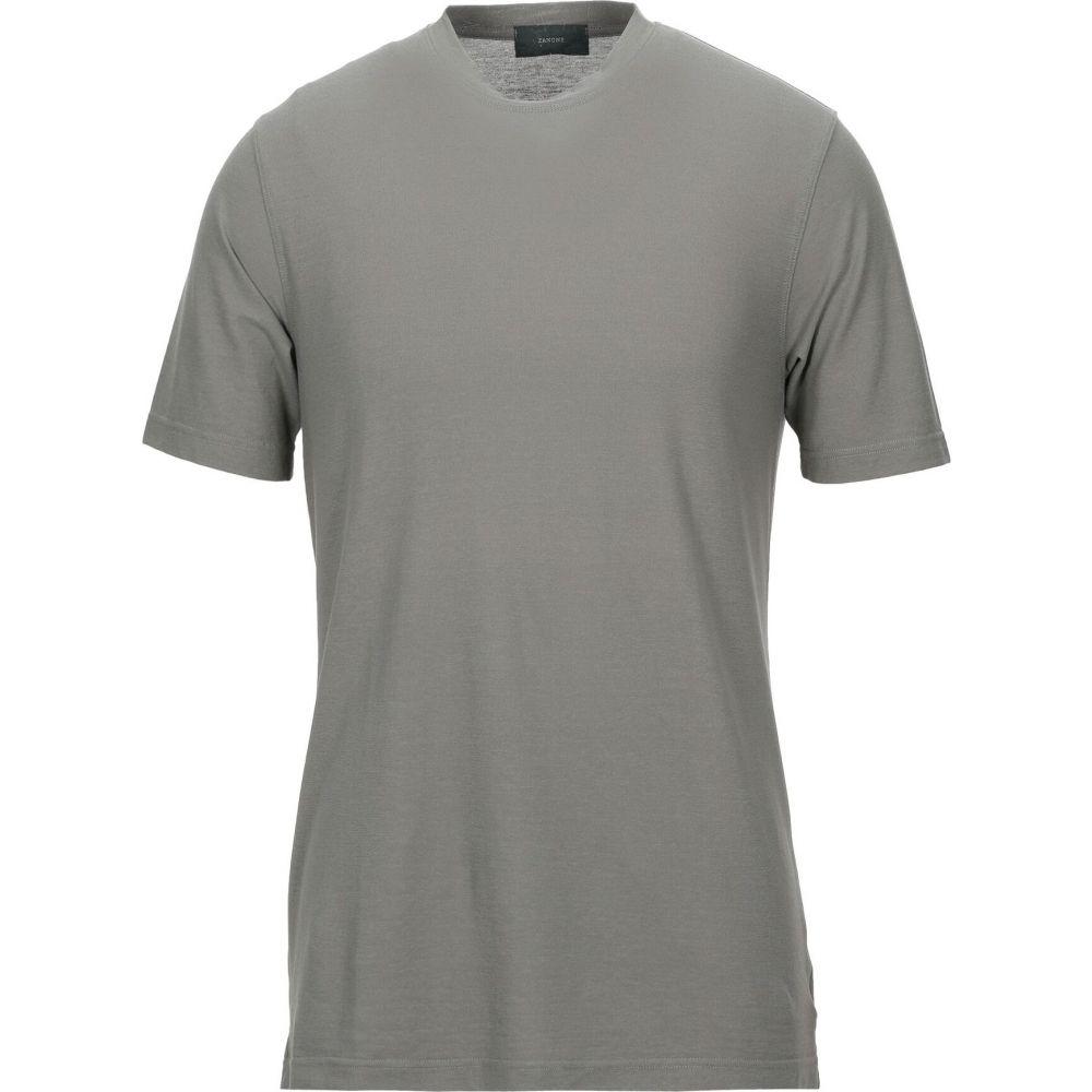 ザノーネ ZANONE メンズ Tシャツ トップス【t-shirt】Military green