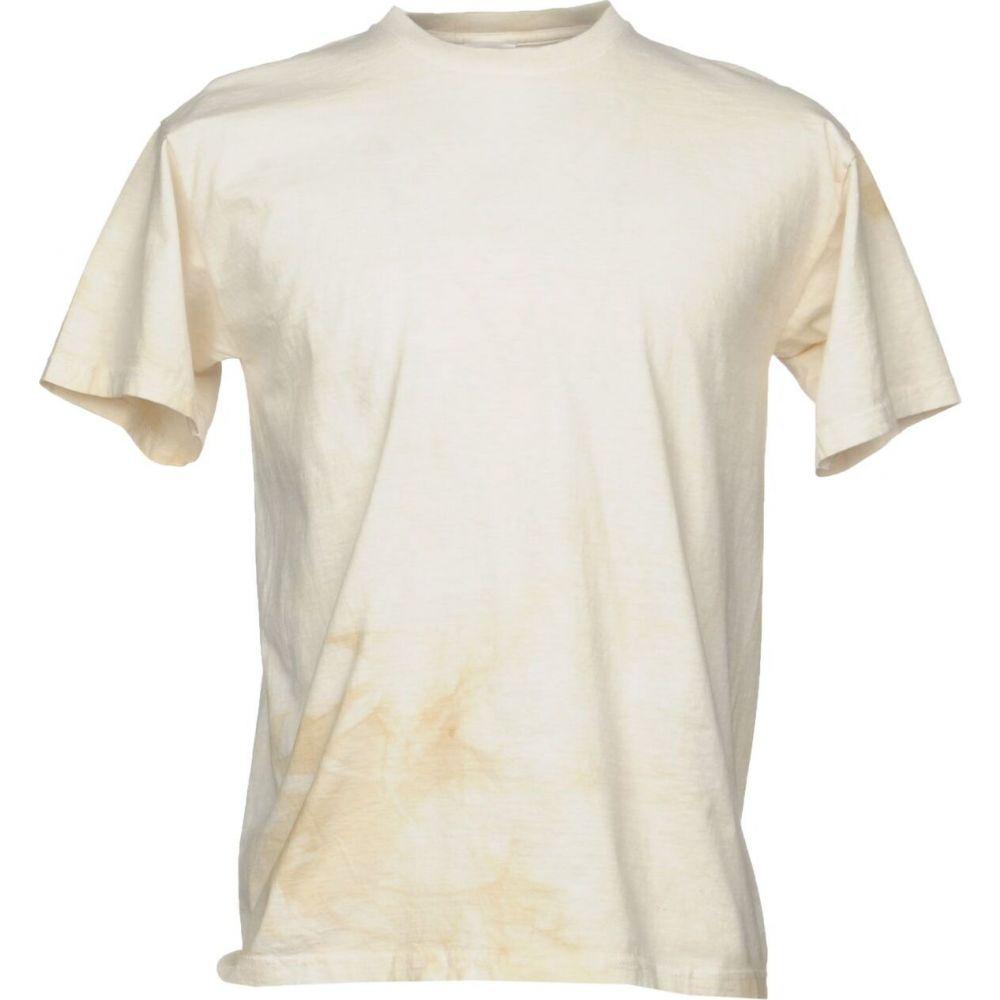 ワイルド ドンキー WILD DONKEY メンズ Tシャツ トップス【t-shirt】Ivory
