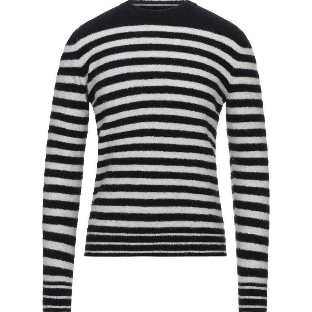 ロベルトコリーナ マーケティング メンズ トップス ニット セーター ROBERTO Black サイズ交換無料 sweater COLLINA お買得