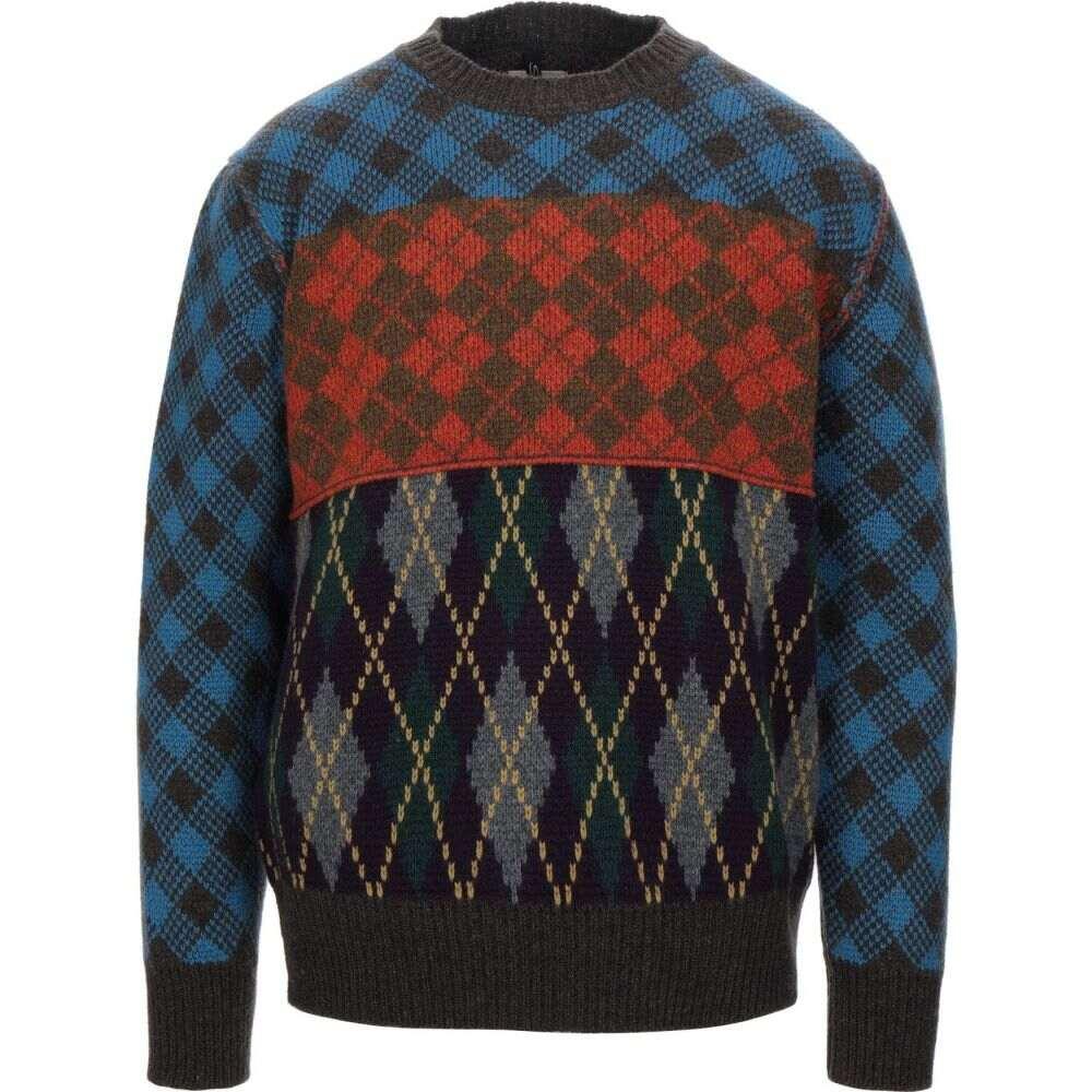 サントーニ SANTONI メンズ ニット・セーター トップス【sweater】Rust