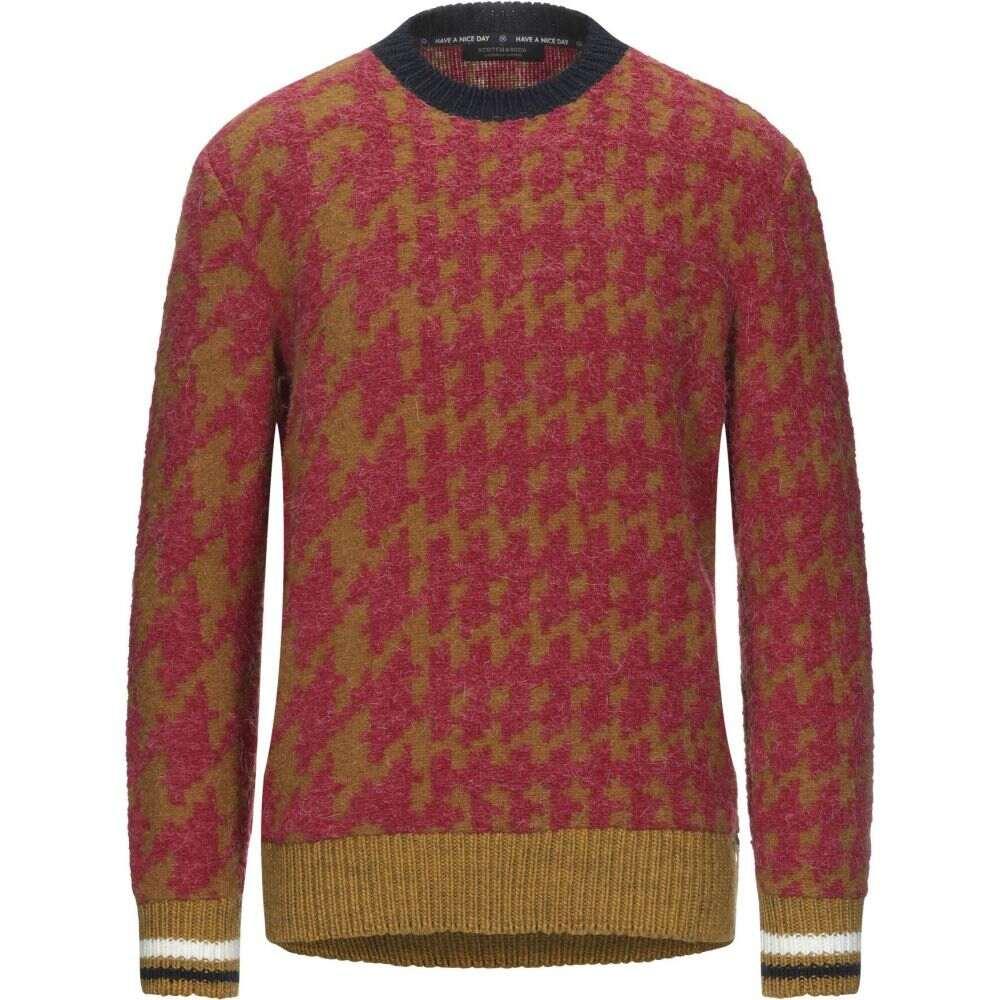スコッチ&ソーダ SCOTCH & SODA メンズ ニット・セーター トップス【sweater】Camel