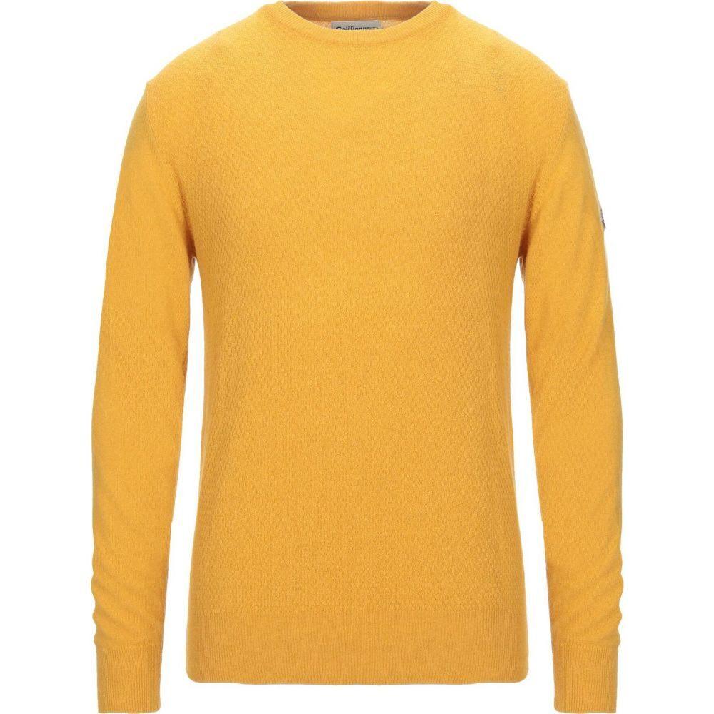 ロイロジャース ROY ROGER'S メンズ ニット・セーター トップス【sweater】Ocher