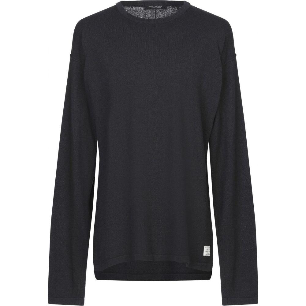 スコッチ&ソーダ SCOTCH & SODA メンズ ニット・セーター トップス【sweater】Black