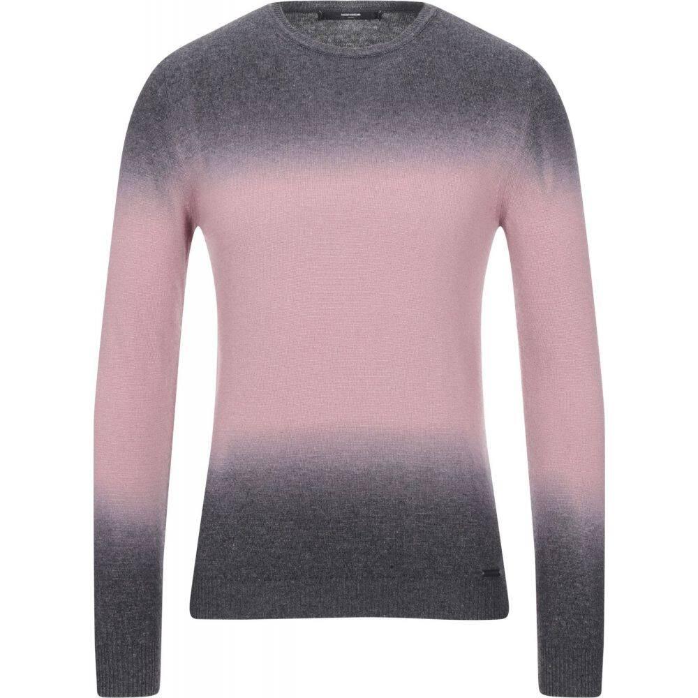 タケシ クロサワ TAKESHY KUROSAWA メンズ ニット・セーター トップス【sweater】Pastel pink