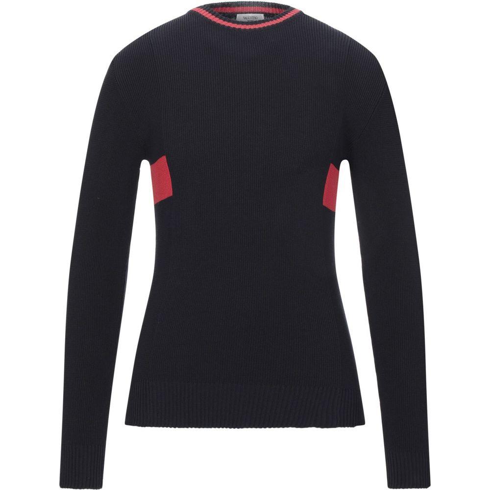 ヴァレンティノ VALENTINO メンズ ニット・セーター トップス【sweater】Dark blue