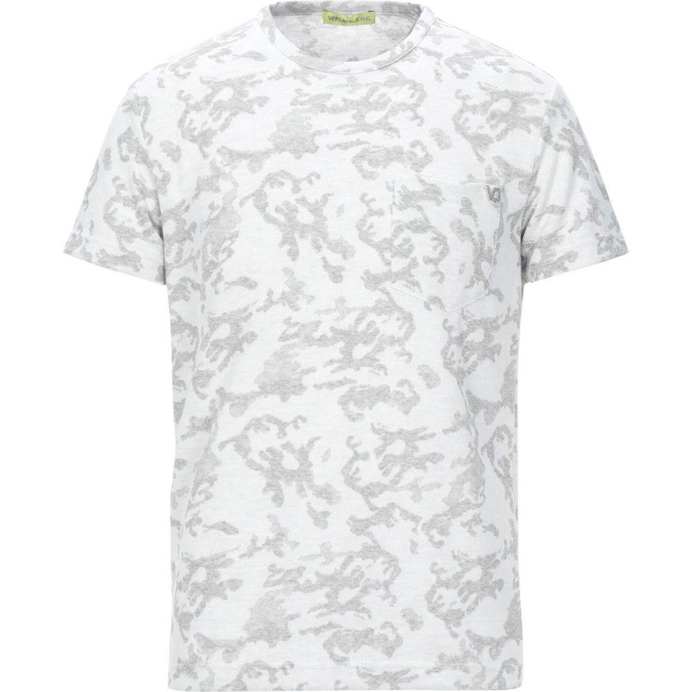 ヴェルサーチ VERSACE JEANS メンズ ニット・セーター トップス【sweater】Light grey