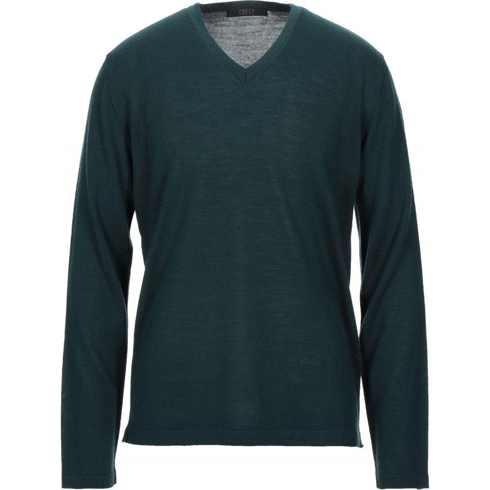 ブイネック VNECK メンズ ニット・セーター トップス【sweater】Green