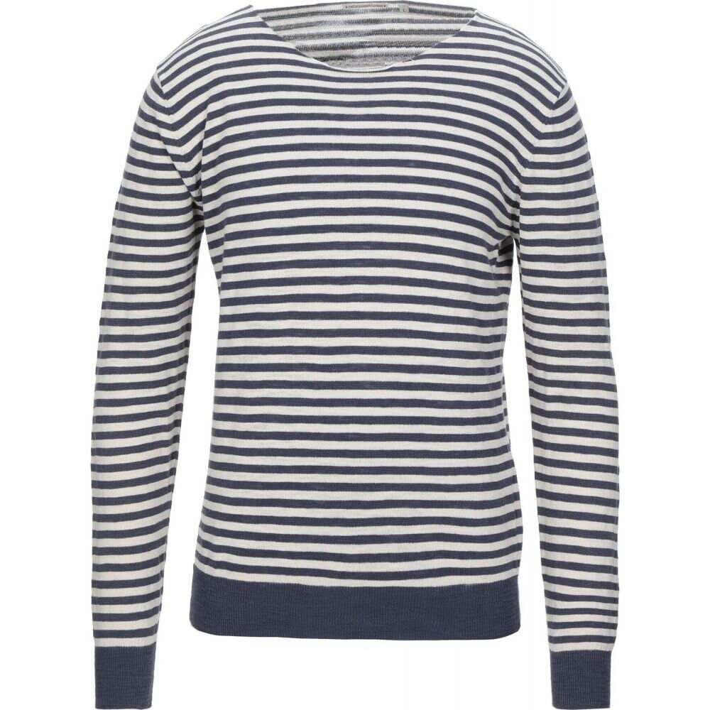 トレズ TREZ メンズ ニット・セーター トップス【sweater】Ivory