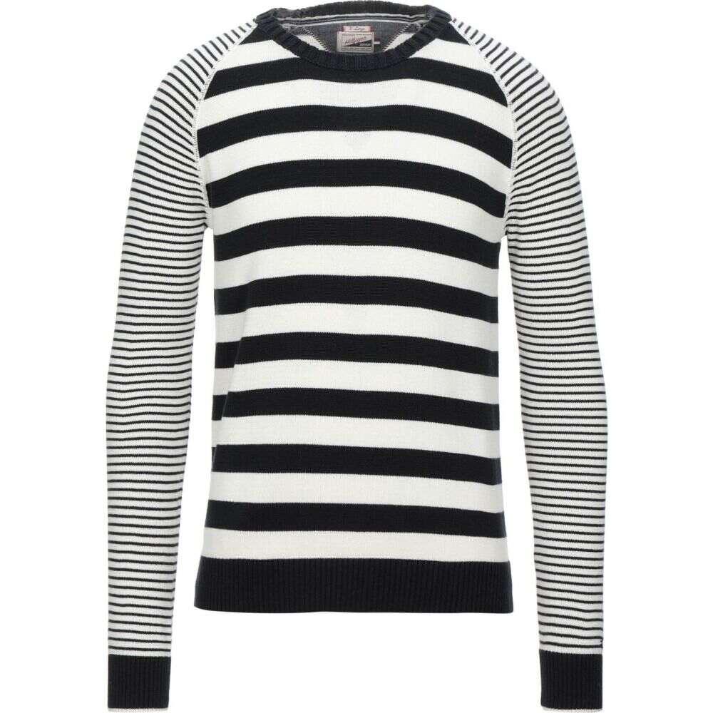 トミー ヒルフィガー TOMMY HILFIGER メンズ ニット・セーター トップス【sweater】Black