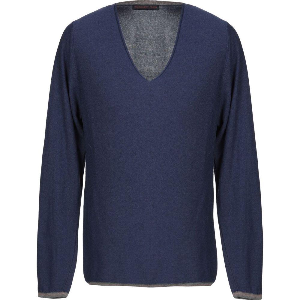 トラサルディ TRUSSARDI JEANS メンズ ニット・セーター トップス【sweater】Blue
