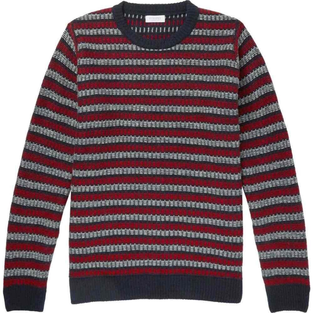 サンスペル SUNSPEL メンズ ニット・セーター トップス【sweater】Dark blue