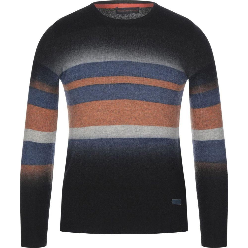 トラサルディ TRUSSARDI JEANS メンズ ニット・セーター トップス【sweater】Rust