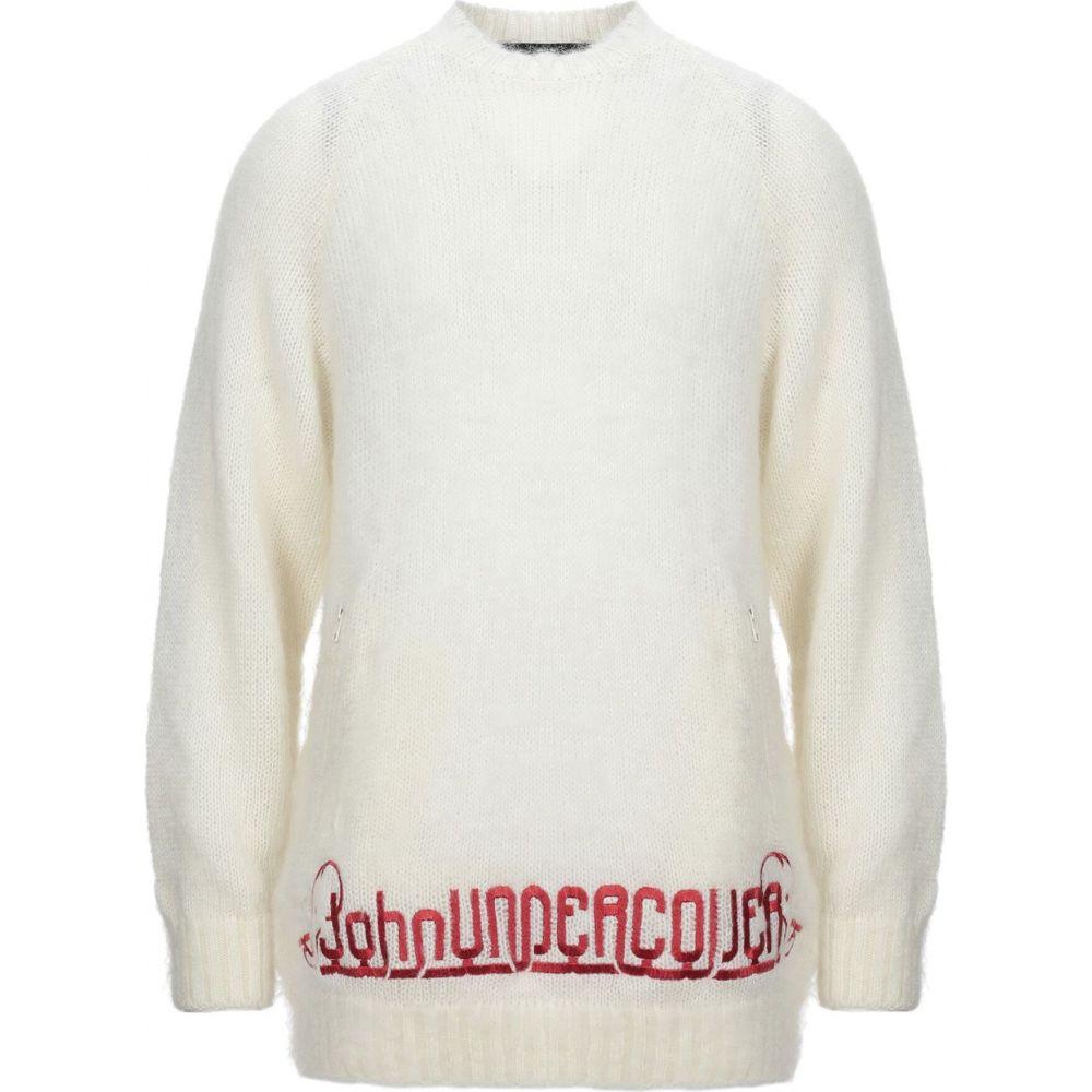 アンダーカバー UNDERCOVER メンズ ニット・セーター トップス【sweater】Ivory