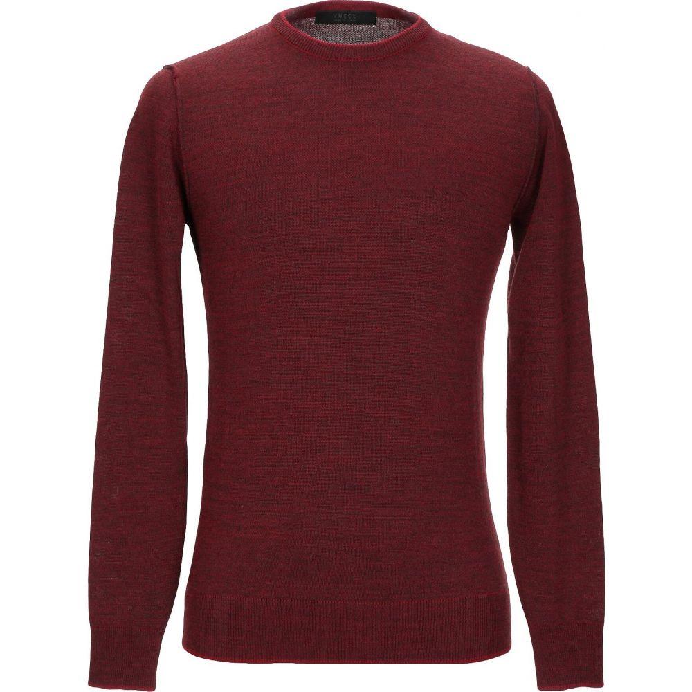 ブイネック VNECK メンズ ニット・セーター トップス【sweater】Maroon