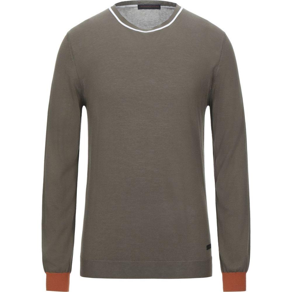 トラサルディ TRUSSARDI JEANS メンズ ニット・セーター トップス【sweater】Military green