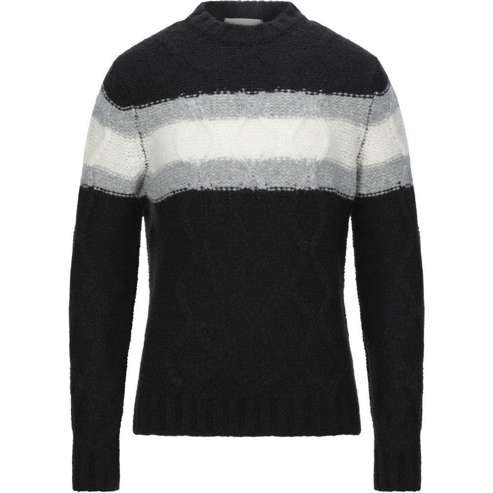 ウールアンドコー WOOL & CO メンズ ニット・セーター トップス【sweater】Black