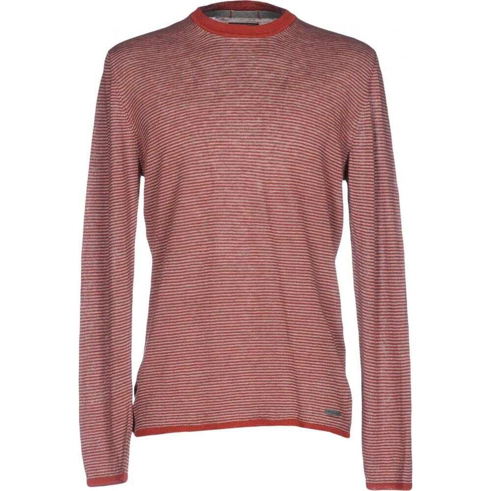 ウールリッチ WOOLRICH メンズ ニット・セーター トップス【sweater】Brick red