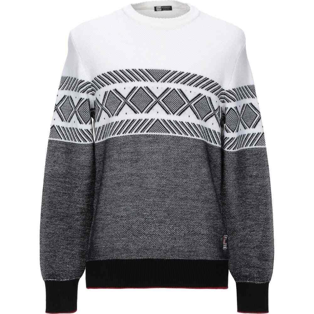 ZZEGNA メンズ ニット・セーター トップス【sweater】Black