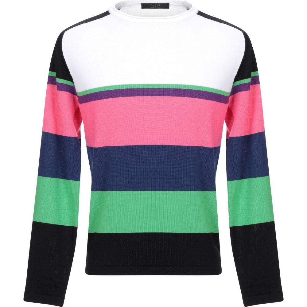 ブイネック VNECK メンズ ニット・セーター トップス【sweater】Ivory