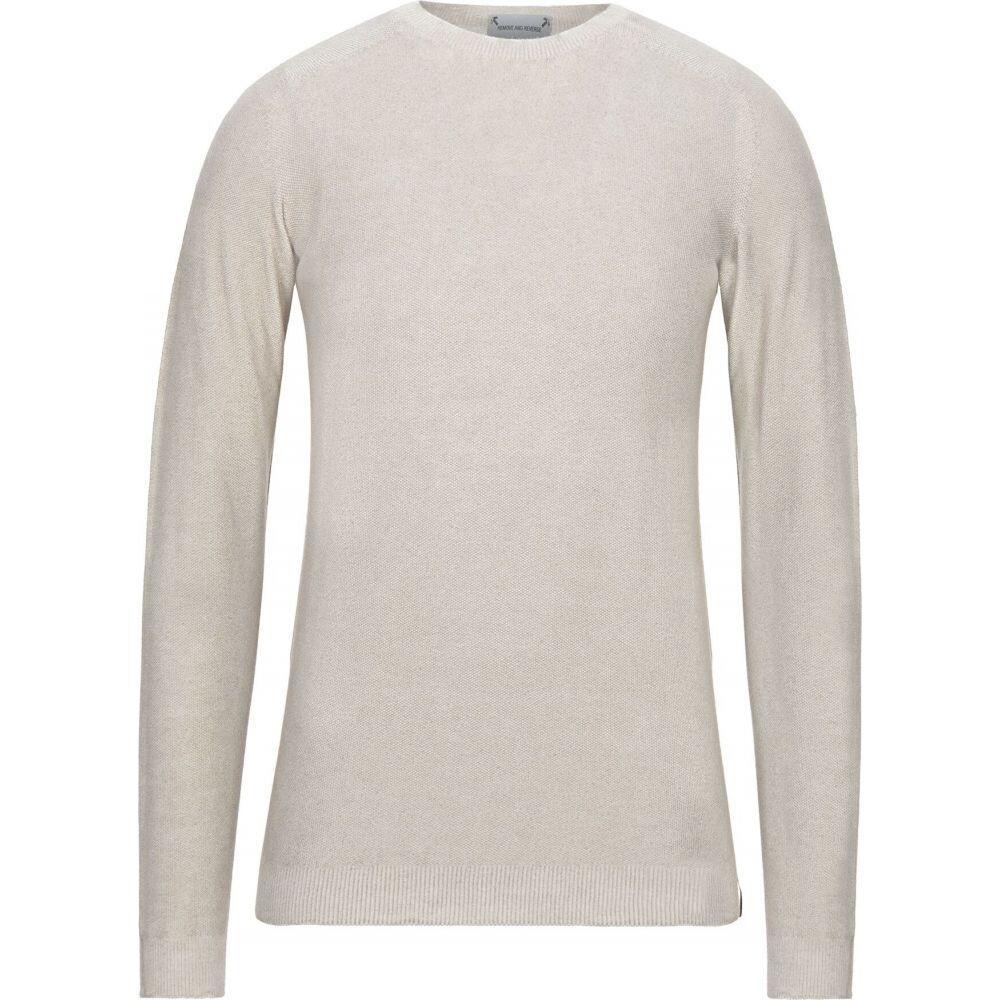 ザノーネ ZANONE メンズ ニット・セーター トップス【sweater】Beige