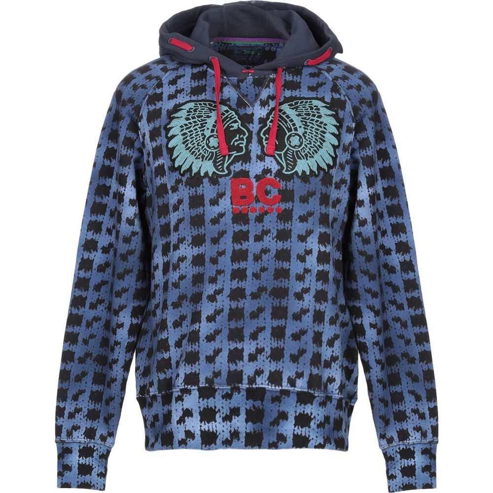 買い物 ベストカンパニー メンズ トップス パーカー Pastel blue COMPANY 店舗 サイズ交換無料 BEST hooded sweatshirt