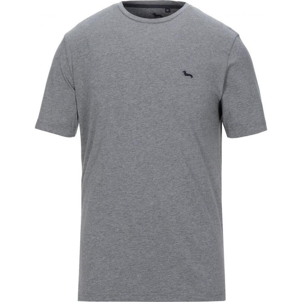 ハーモント アンド ブレイン HARMONT&BLAINE メンズ Tシャツ トップス【t-shirt】Grey