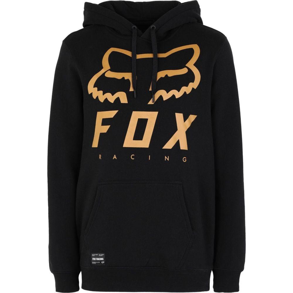 フォックス レーシング FOX RACING メンズ フリース トップス【fx heritage forger pofleece】Black