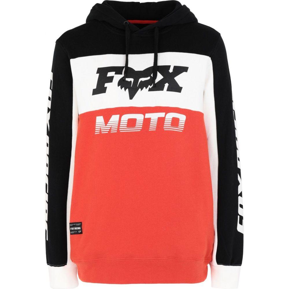 フォックス レーシング FOX RACING メンズ フリース トップス【fx charger pullover fleece】Orange