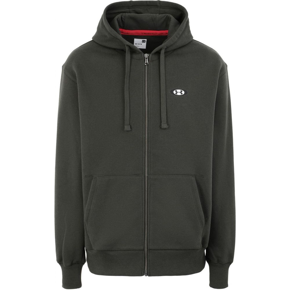アンダーアーマー UNDER ARMOUR メンズ フリース トップス【ua originators fleece fz】Military green