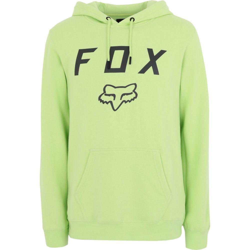フォックス レーシング FOX RACING メンズ フリース トップス【fx legacy moth pullover fleece】Acid green