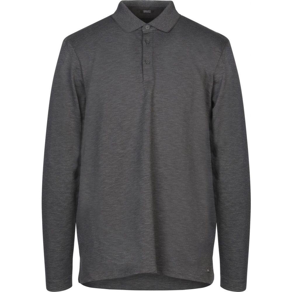 ヒューゴ ボス BOSS HUGO BOSS メンズ ポロシャツ トップス【polo shirt】Dark brown