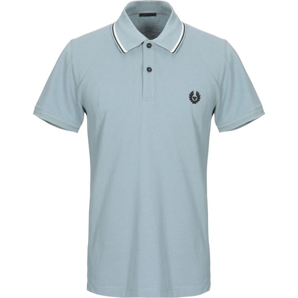 ベルスタッフ BELSTAFF メンズ ポロシャツ トップス【polo shirt】Grey
