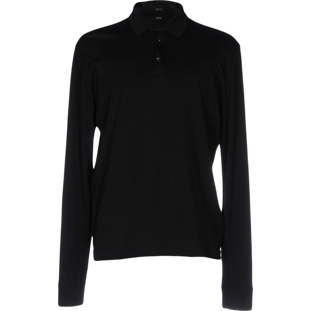 ヒューゴ ボス BOSS HUGO BOSS メンズ ポロシャツ トップス【polo shirt】Black