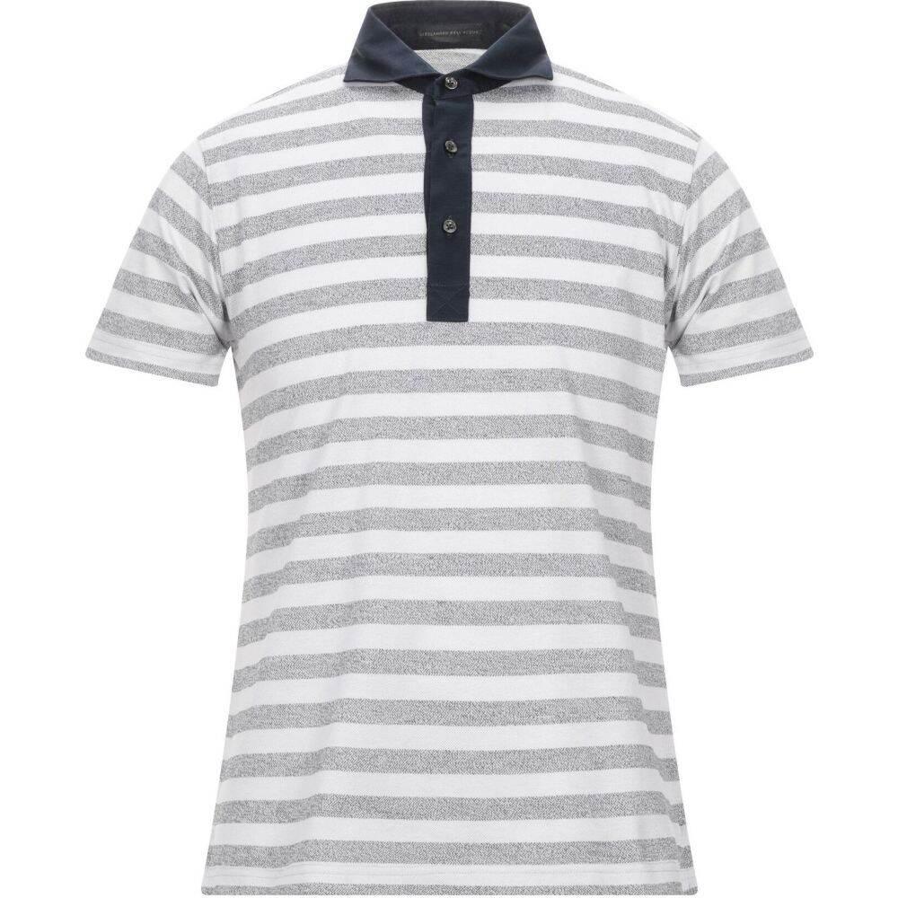 アレッサンドロ デラクア ALESSANDRO DELL'ACQUA メンズ ポロシャツ トップス【polo shirt】Light grey