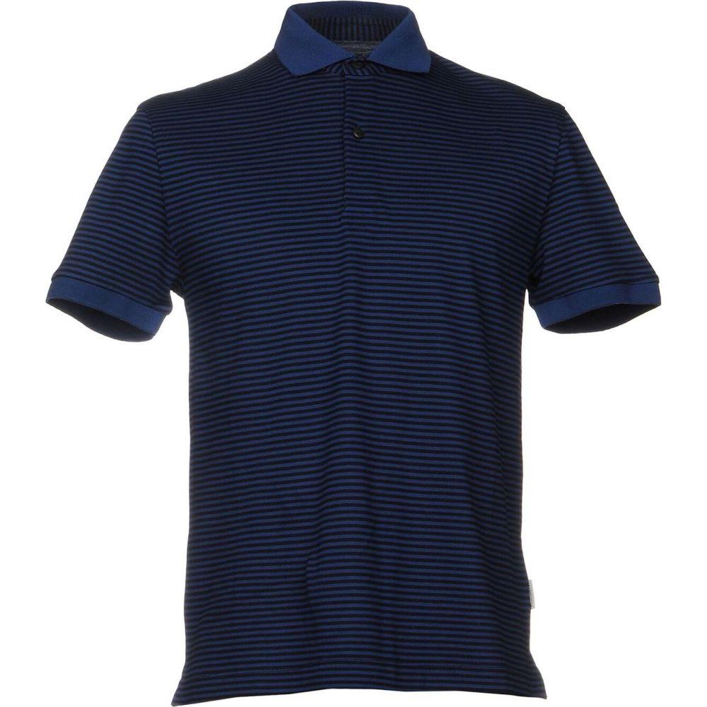 バランタイン BALLANTYNE メンズ ポロシャツ トップス【polo shirt】Blue