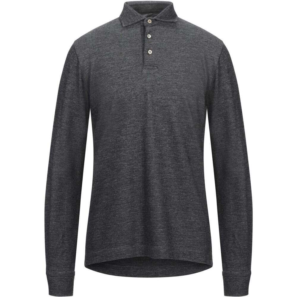 チルコロ1901 CIRCOLO 1901 メンズ ポロシャツ トップス【polo shirt】Steel grey
