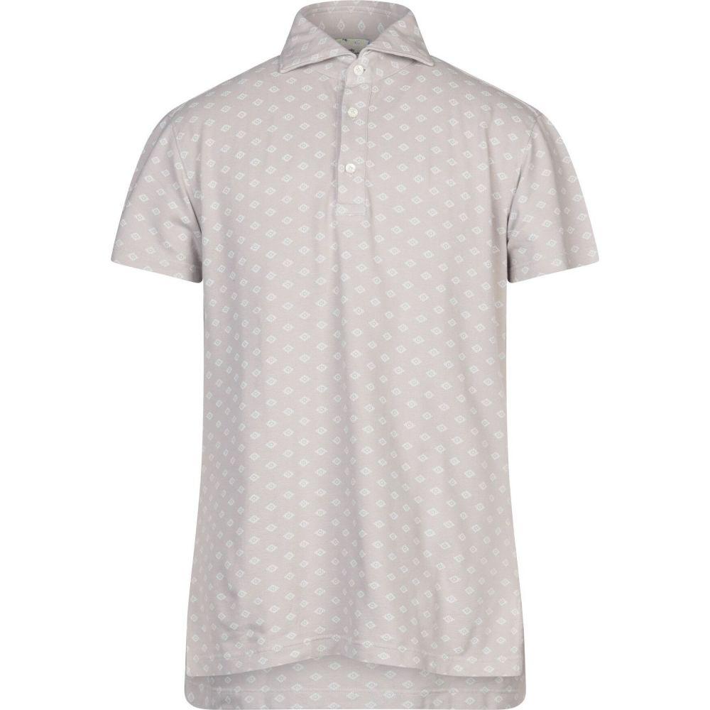 ドメニコ タリエンテ DOMENICO TAGLIENTE メンズ ポロシャツ トップス【polo shirt】Sand