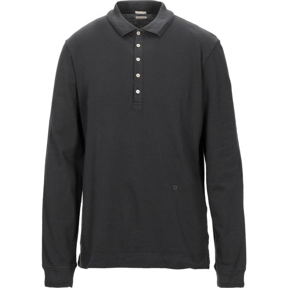 マッシモ アルバ MASSIMO ALBA メンズ ポロシャツ トップス【polo shirt】Steel grey