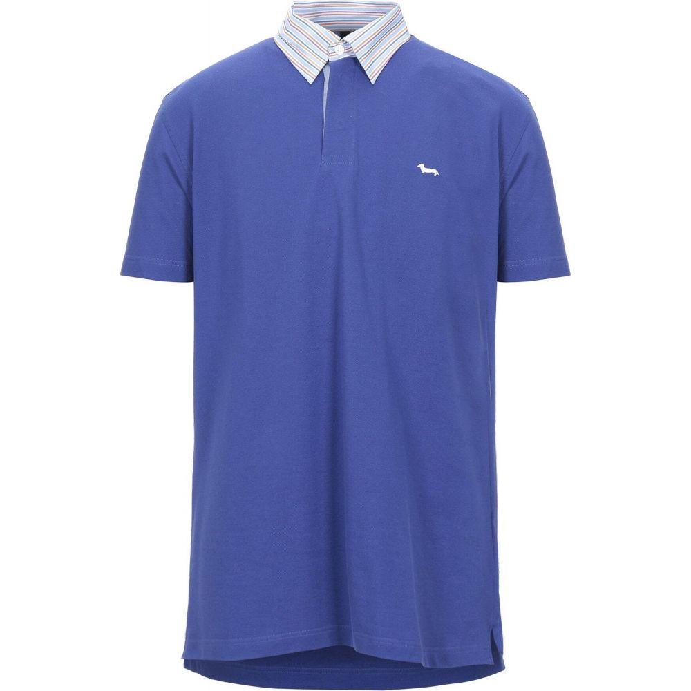 ハーモント アンド ブレイン HARMONT&BLAINE メンズ ポロシャツ トップス【polo shirt】Purple