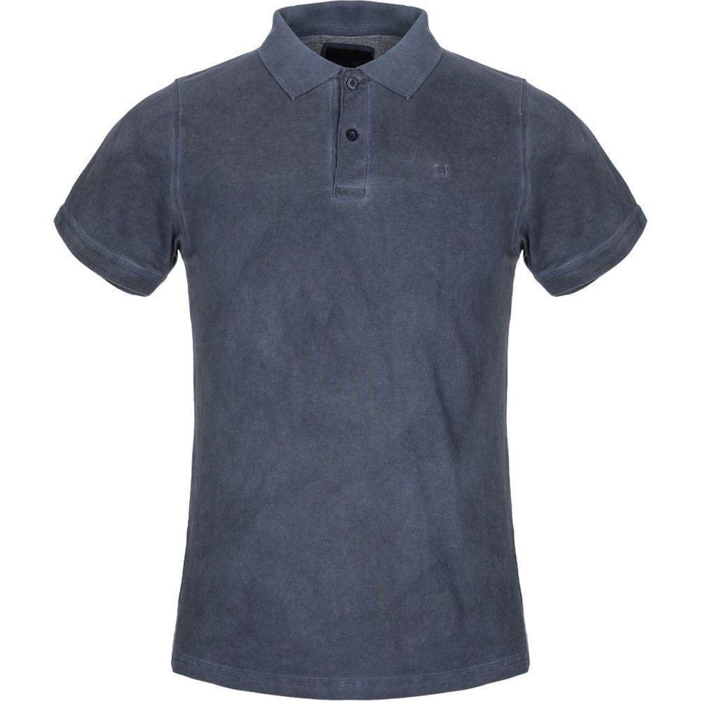 リウジョー LIU JO MAN メンズ ポロシャツ トップス【polo shirt】Blue