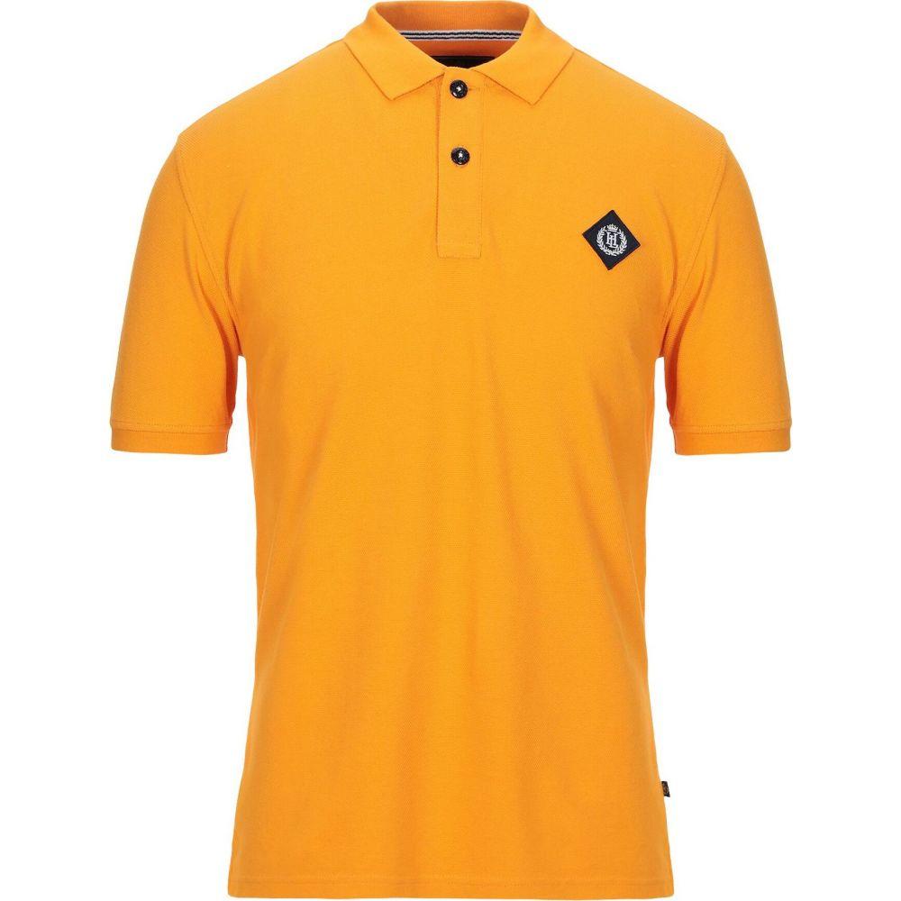 ヘンリーロイド HENRI LLOYD メンズ ポロシャツ トップス【polo shirt】Orange